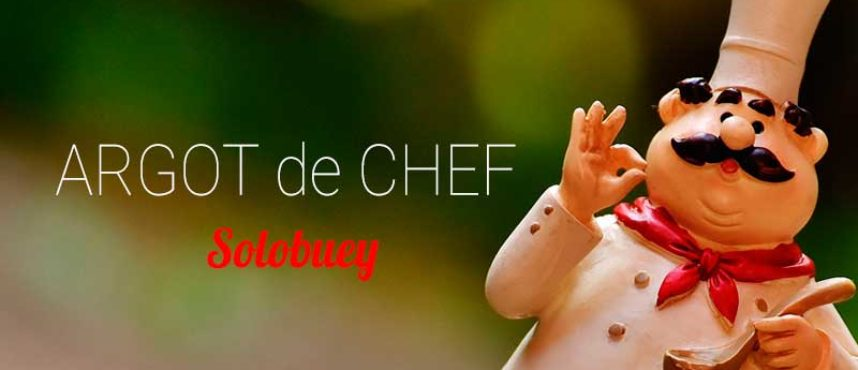 Diccionario culinario de la A a la Z: el argot del auténtico chef profesional