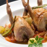 4 platos riquísimos con carne de caza