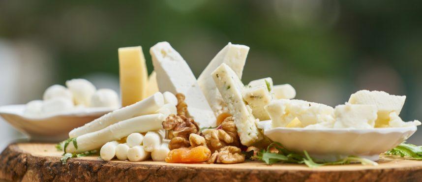 ¿Con qué casa cada queso?