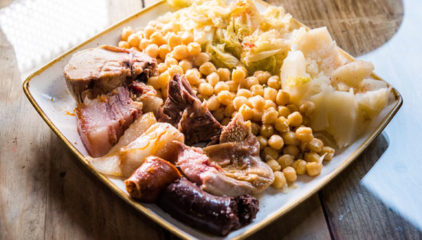 Al rico cocido madrileño