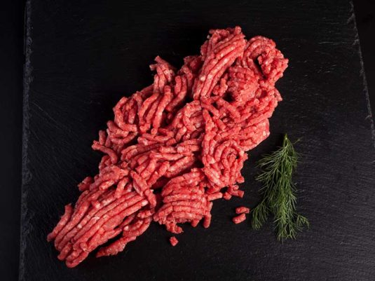 Carne Picada de Vaca