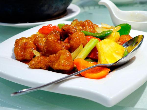 uno de los platos chinos por excelencia