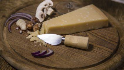 Trinchando quesos