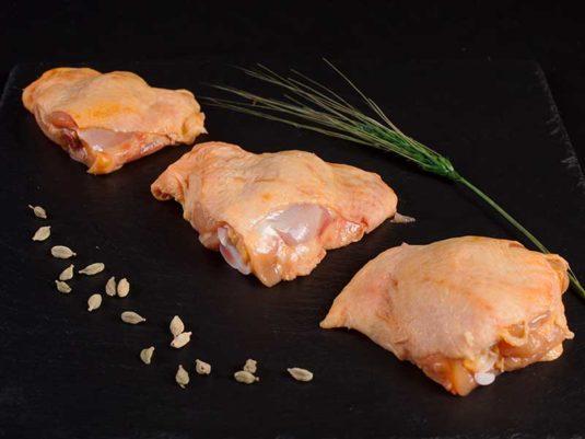 Contramuslos de Pollo de Campo