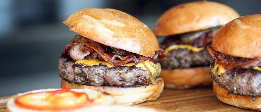 ¡Celebramos el día de la hamburguesa!