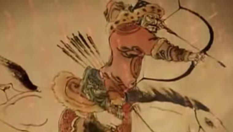 el dia de la hamburguesa guerreros mongoles