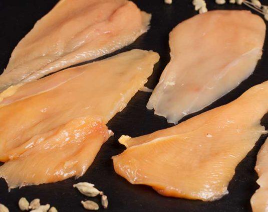 Filetes de Pechuga de Pollo de Campo