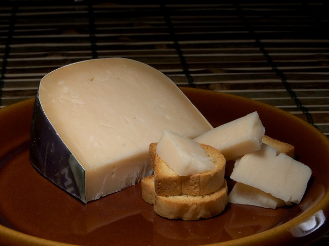 queso gouda corteza