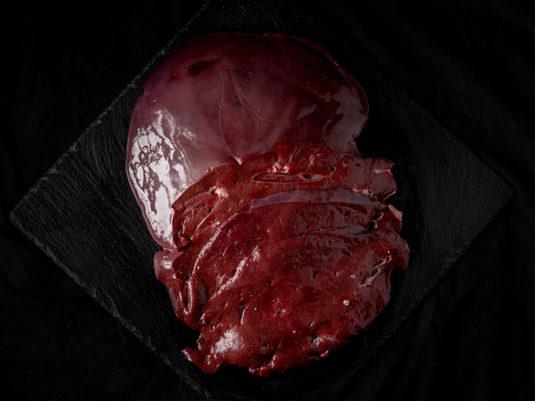 Hígado de Ternera de primera casquería