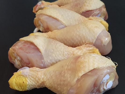 Jamoncitos de Pollo de Corral
