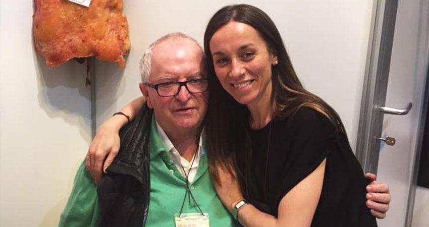 José Mari Arzak en el Salón de Gourmets 2017