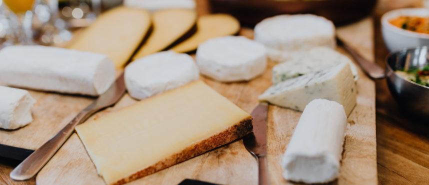 Cortando el queso