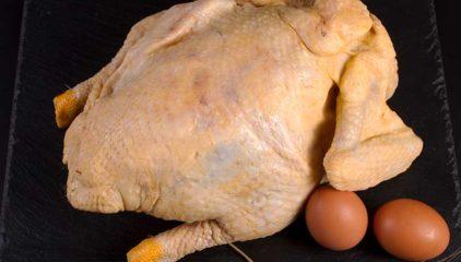Aprovechamos el pollo de la cresta al espolón… ¡o casi!