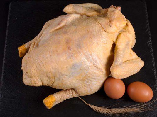 Pollo de Campo entero