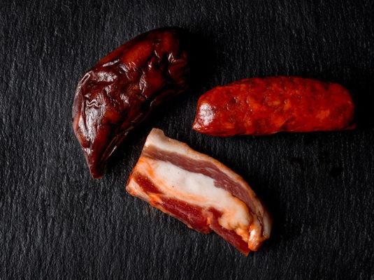 Preparado para fabada asturiana