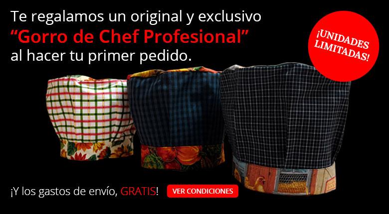 Gorro Chef