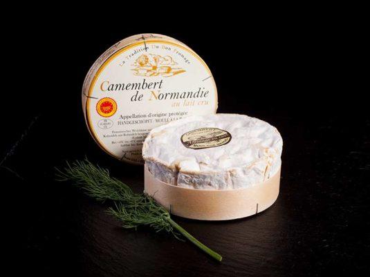 Camembert de leche cruda D.O.