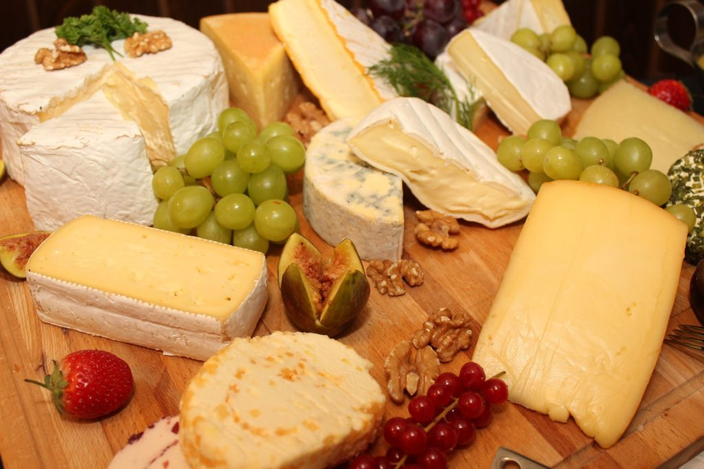 quesos-variados