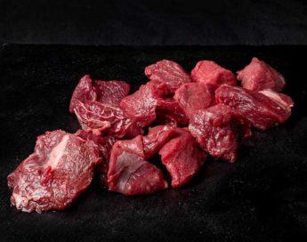 Ragú de venado carne roja