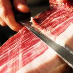 El arte de cortar jamón