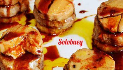 Solomillo de cerdo ibérico con foie: 3 estilos fáciles y deliciosos
